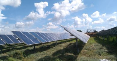Solar Power Plant in UP